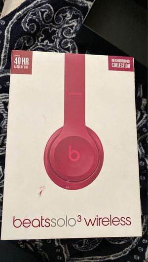 Beats Solo 3 Wireless for Sale in Beaverton, OR