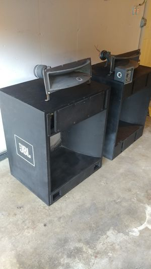 JBL professional series theater speakers for Sale in McHenry, IL