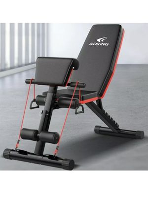 Weight Bench Adjustable Strength Training Exercise Bench for Full Body Workout A for Sale in Los Angeles, CA