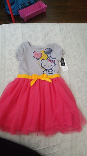 Hello kitty dress size 4 for Sale in Los Angeles, CA