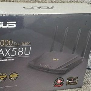 ASUS AX3000 WIFI-6 ROUTER for Sale in Goodyear, AZ