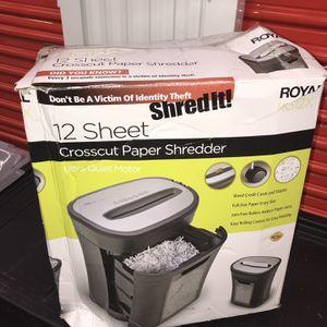 Shredder for Sale in Manassas, VA