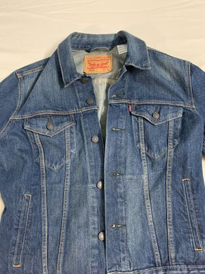 Levi denim jacket for Sale in Milpitas, CA