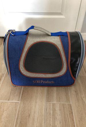 Travel dog/cat bag for Sale in Lakeland, FL