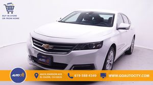 2018 Chevrolet Impala for Sale in El Cajon, CA