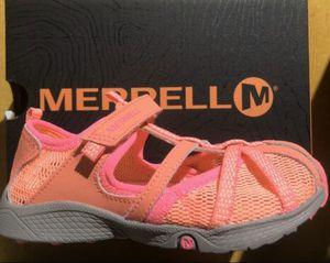 New girls sneakers Merrell, 10us for Sale in Denver, CO