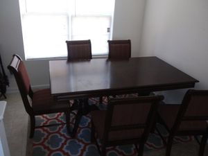 Kitchen table with chairs for Sale in High Point, NC