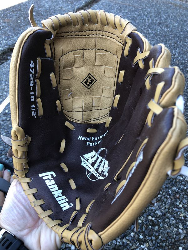 Baseball glove for ages 6-8