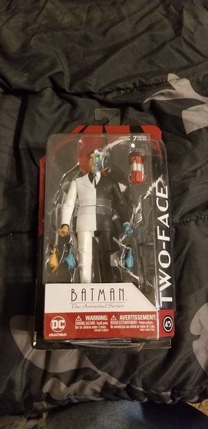 Two face action figure for Sale in Jacksonville, FL