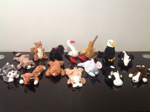 TY Beanie Baby Collection for Sale in Yonkers, NY