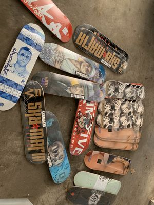 Pro brands skateboard deck for Sale in Los Angeles, CA