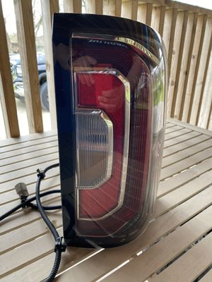 GMC Sierra Tail light - 2018 for Sale in Baytown, TX