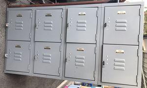 Metal lockers for Sale in LA CANADA FLT, CA