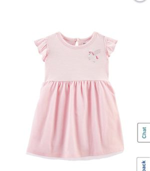 Unicorn pink carters dress for Sale in Los Angeles, CA