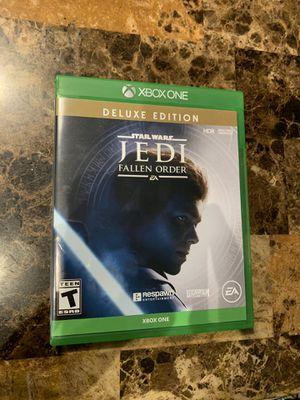 Jedi Fallen Order Deluxe Edition for Sale in Phoenix, AZ