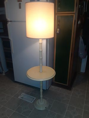 Vintage Wooden Table Lamp, 30. for Sale in Princeton, TX