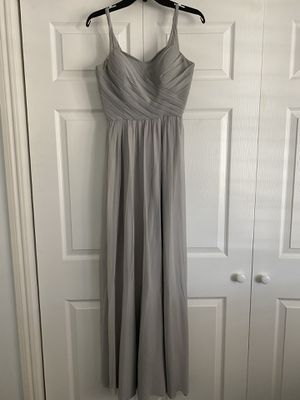 Grey formal/bridesmaid dress for Sale in Citrus Heights, CA