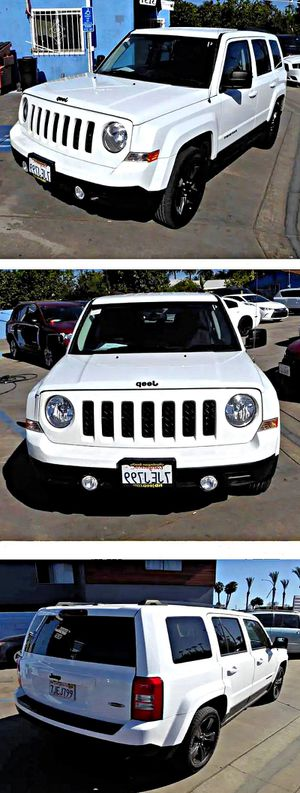 2015 Jeep Patriot for Sale in South Gate, CA