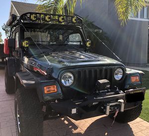 Jeep Wrangler for Sale in Chula Vista, CA