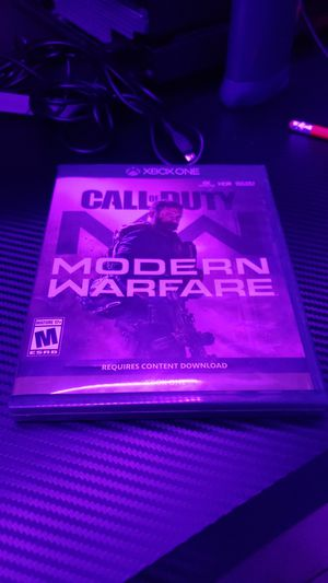 Call of duty modern warfare for Sale in West Chicago, IL