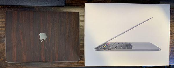 Apple MacBook Pro (13-inch 2020) 2.0 GHz Intel core i5 512GB SSD 16GB RAM