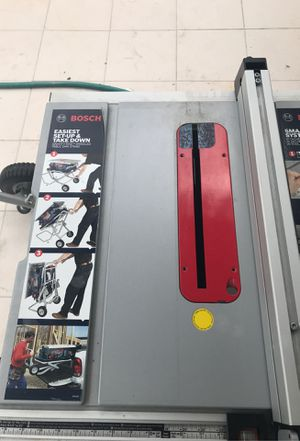 Bosch Table Saw for Sale in Affton, MO