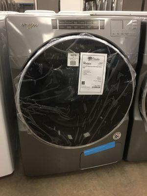 New Whirlpool Gray 7.4 CuFt Heat Pump Dryer🔥 for Sale in Chandler, AZ