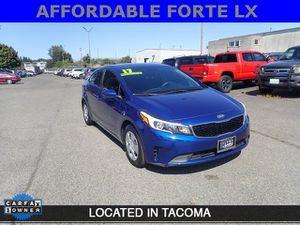 2017 Kia Forte for Sale in Tacoma, WA
