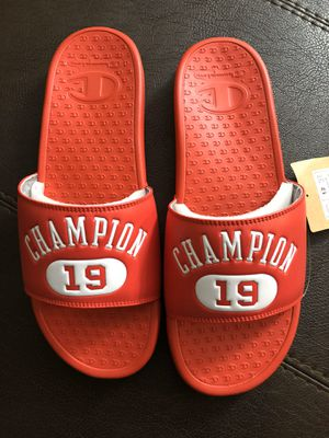 Champion C-life slides for Sale in Queens, NY