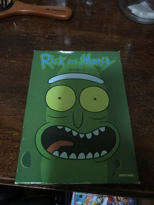 Rick and morty season3 for Sale in Fort Worth, TX