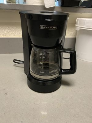 5 cup coffee maker for Sale in Denver, CO