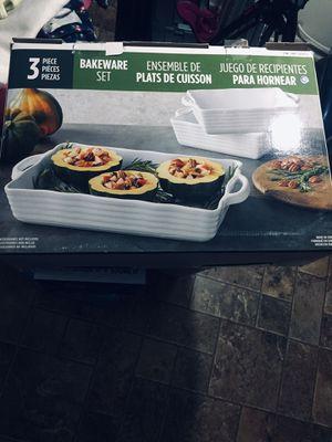 Bakeware set for Sale in Orange, CA