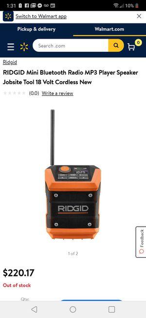 Bluetooth speaker for Sale in Everett, WA