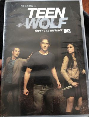 TEEN WOLF ( season 2 )-dvd-serie for Sale in Tamarac, FL