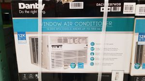DANBY DAC 120 EB7 12 k BTU WINDOW AC for Sale in Irvine, CA