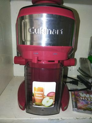 Cuisinart juicer for Sale in Lynchburg, VA