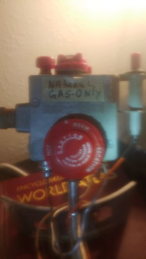 Thermostatic control valve for natural gas water heaters for Sale in Tempe, AZ