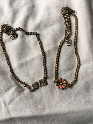Ankle bracelets for Sale in Bangor, ME