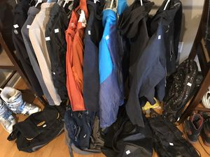 jackets, hoodies and shells for Sale in Denver, CO