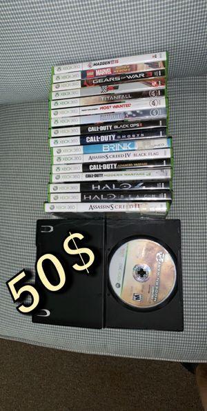 Xbox 360 games for Sale in Covington, GA