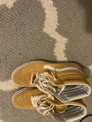 Yellow vans for Sale in Albany, NY