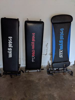 Chuck Norris brand Total Home Gym for Sale in Dallas, TX