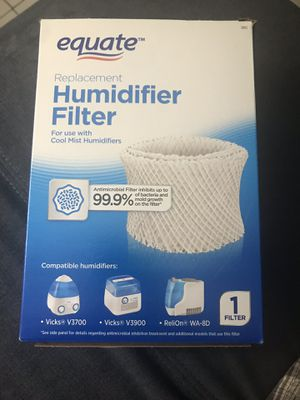 Humidifier filter for Sale in Miramar, FL