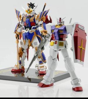 Gundam metal robot spirits liubei for Sale in Walnut, CA