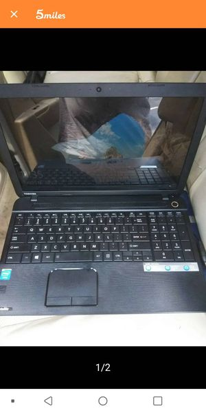 Toshiba laptop for Sale in Lithonia, GA