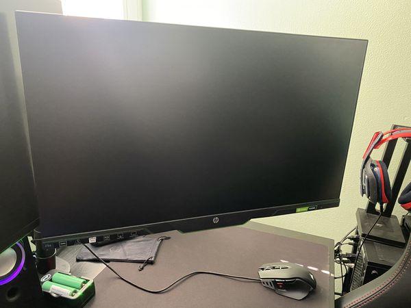HP 144hz monitor