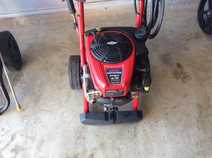 Craftsman 3000 psi 2.7 gpm pressure washer for Sale in Converse, TX