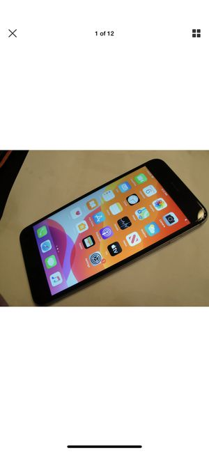 Apple iPhone 6s Plus 64gb space gray unlocked for Sale in Corona, CA