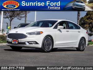 2018 Ford Fusion for Sale in Fontana, CA