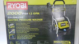 Ryobi pressure washer brand new for Sale in Newtown, PA